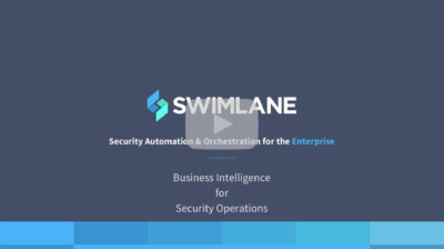 Business Intelligence for Security Operations (3:59)