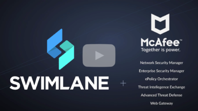 Integrating Swimlane and McAfee products (6:28)