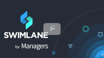 Swimlane for the Security Manager (1:50)