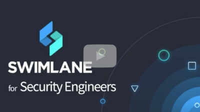 Swimlane for the Security Engineer (3:13)